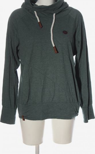 naketano Kapuzensweatshirt in XL in khaki, Produktansicht