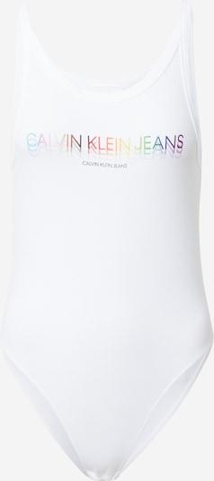 Calvin Klein Jeans Body 'PRIDE' en mezcla de colores / blanco, Vista del producto