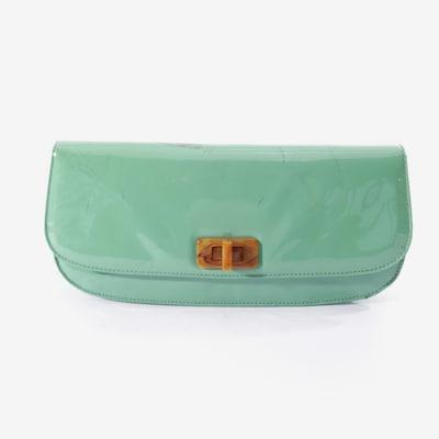 PRADA Clutch in S in pastellgrün, Produktansicht