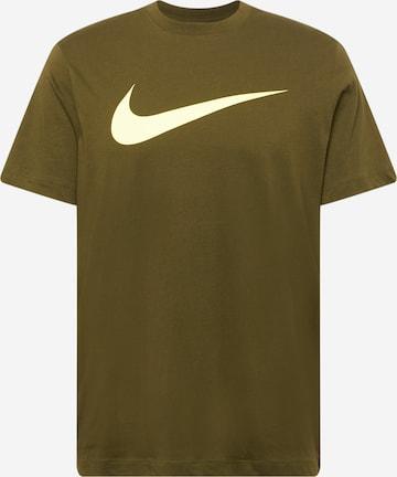 Maglietta di Nike Sportswear in verde
