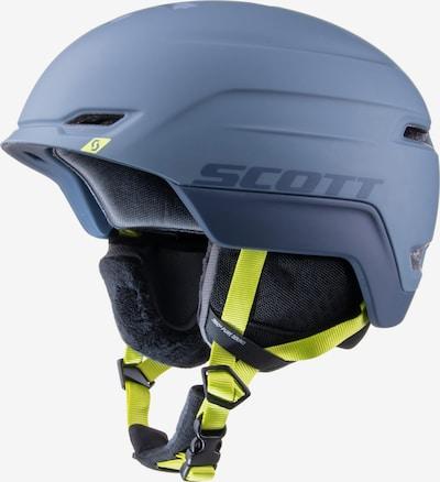 SCOTT Helm 'Chase 2' in blau / gelb, Produktansicht