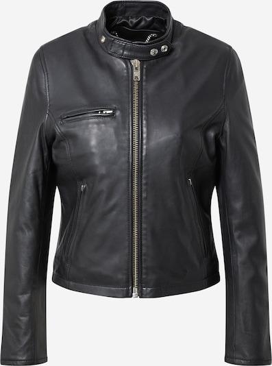 Schott NYC Prehodna jakna | črna barva, Prikaz izdelka