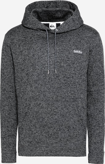 Sportinis megztinis 'KELLER' iš QUIKSILVER , spalva - tamsiai pilka, Prekių apžvalga