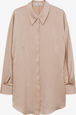 MANGO Shirt 'miranda' in Roze