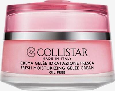 Collistar Gesichtscreme 'Fresh Moisturizing Gelée' in silbergrau / pastellpink / schwarz, Produktansicht