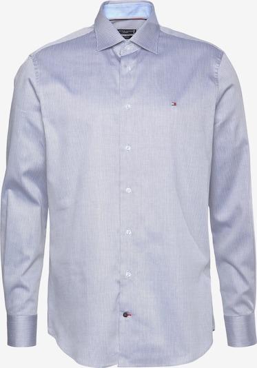 TOMMY HILFIGER Businesshemd in hellblau / rot / weiß, Produktansicht