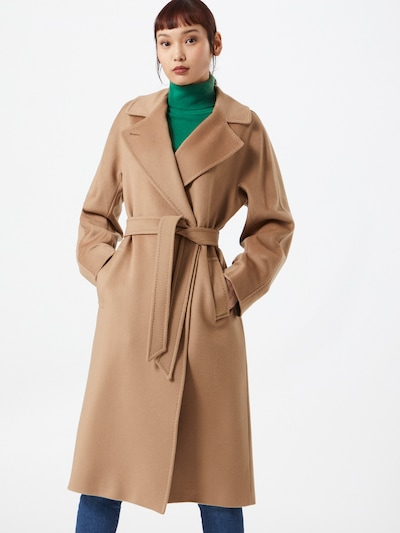 Weekend Max Mara Mantel 'Resina' in camel, Modelansicht