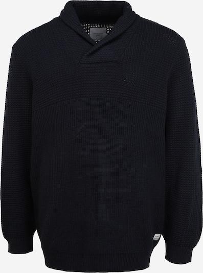 Jack & Jones Plus Pullover in blau / dunkelblau, Produktansicht