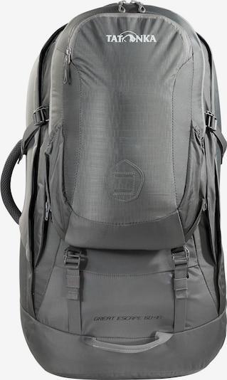 TATONKA Rucksack 'Great Escape 60+10' in grau / weiß, Produktansicht