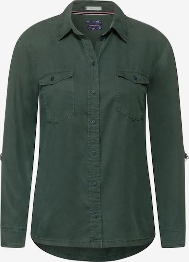 CECIL Bluse in khaki, Produktansicht