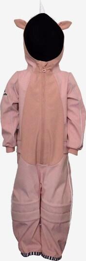 WeeDo Softshellanzug 'Unido Einhorn' in rosa, Produktansicht