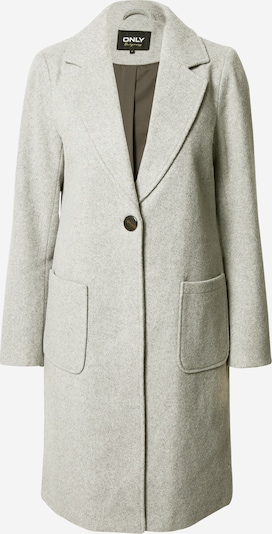 ONLY Between-seasons coat in light grey, Item view