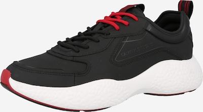 Calvin Klein Jeans Sneaker in rot / schwarz, Produktansicht