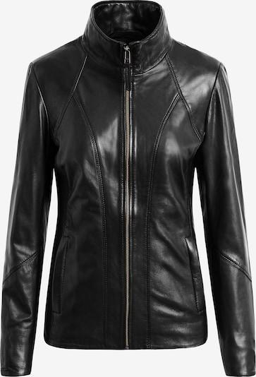 Molltan Jacke 'Sofie' in schwarz, Produktansicht