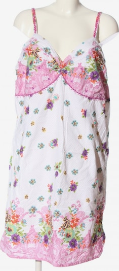 JOE BROWNS Trägerkleid in 5XL in grün / pink / weiß, Produktansicht