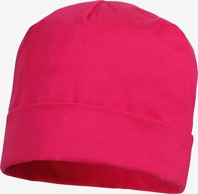 MAXIMO Bonnet en rose, Vue avec produit