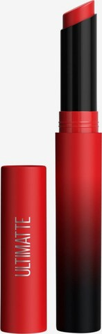MAYBELLINE New York Lippenstift 'Color Sensational Ultimatte' in Red