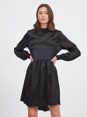 VILA Kleid 'Olinea' in Schwarz