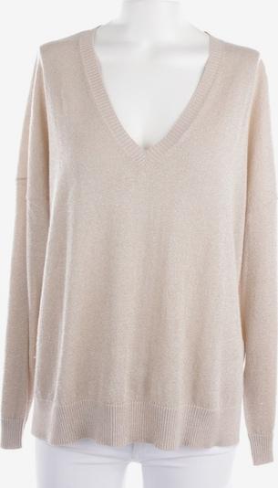 FTC Cashmere Pullover in XS in beige, Produktansicht