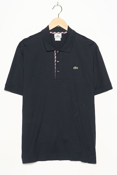LACOSTE Polohemd in M in dunkelblau, Produktansicht