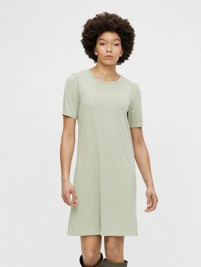 PIECES Kleid 'Kamala' in pastellgrün, Modelansicht