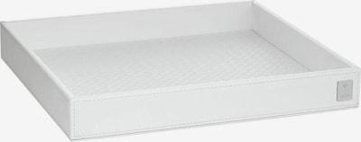 JOOP! Tablett 'Bathline' in weiß, Produktansicht