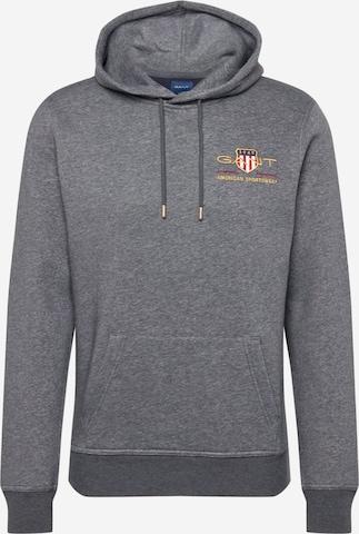 Sweat-shirt GANT en gris