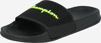 Champion Authentic Athletic Apparel Buty na plażę/do kąpieli 'Daytona' w kolorze neonowa pomarańcza / czarnym, Podgląd produktu