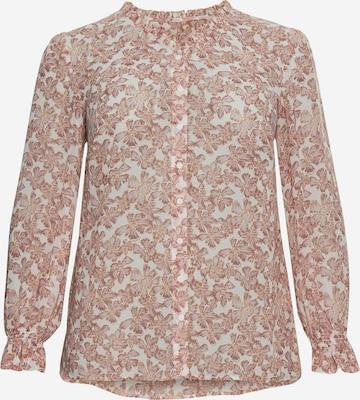 SHEEGO Μπλούζα σε ροζ