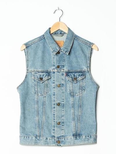 LEVI STRAUSS & CO. Jeansweste in S in blue denim, Produktansicht