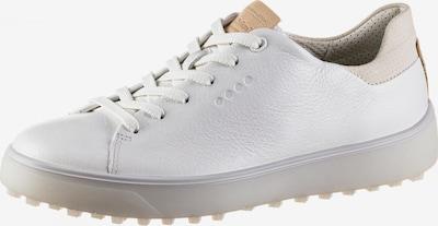 ECCO Golfschuh in beige / weiß, Produktansicht