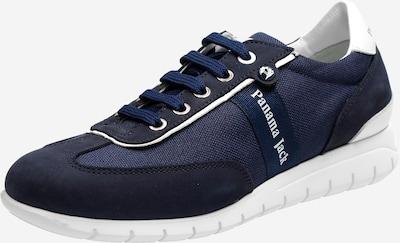 PANAMA JACK Baskets basses 'Banus' en bleu marine / blanc, Vue avec produit