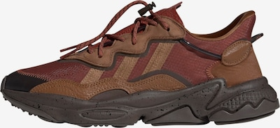 ADIDAS ORIGINALS Sneaker 'Ozweego' in braun / pueblo / schwarz, Produktansicht