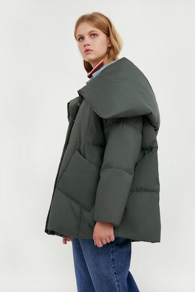 Péřová bunda značky Finn Flare