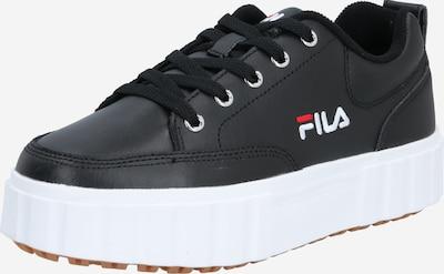 FILA Zemie brīvā laika apavi 'Bianco', krāsa - melns, Preces skats