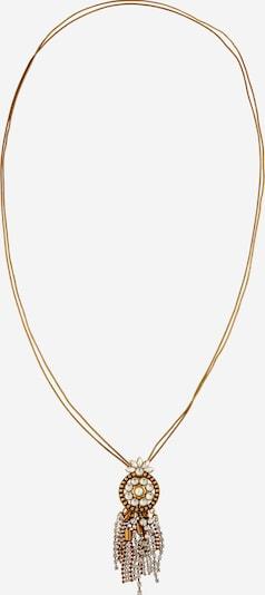 Lanțuri Twinset pe auriu / alb, Vizualizare produs