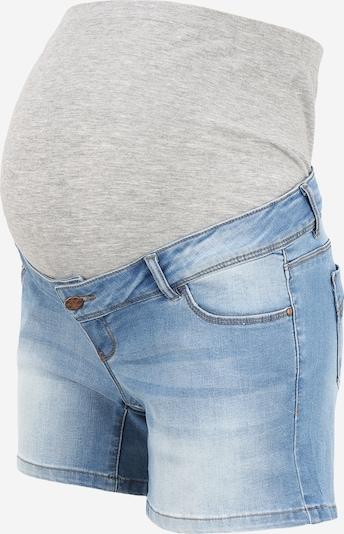 MAMALICIOUS Jeans 'PASO' in de kleur Blauw denim / Grijs gemêleerd, Productweergave