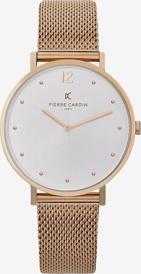 PIERRE CARDIN Uhr in gold / weiß, Produktansicht
