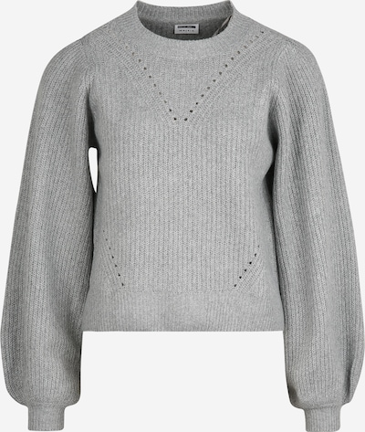 Noisy May (Petite) Pullover 'Luke' in grau, Produktansicht