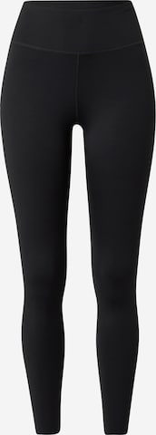 NIKE Športové nohavice 'One Luxe' - Čierna