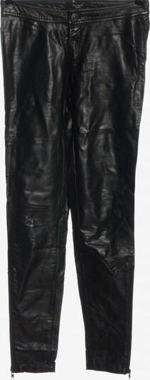 SISTERS POINT Kunstlederhose in XS in schwarz, Produktansicht