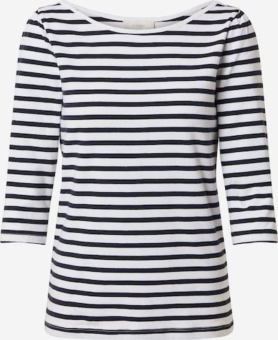NÜMPH T-shirt 'NUDAIA' en bleu marine / blanc, Vue avec produit
