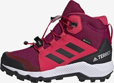 ADIDAS PERFORMANCE Sportschoen in de kleur Donkergrijs / Lila / Pink / Wit, Productweergave