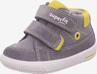 SUPERFIT Trainers 'MOPPY' in Lime / Stone / White, Item view