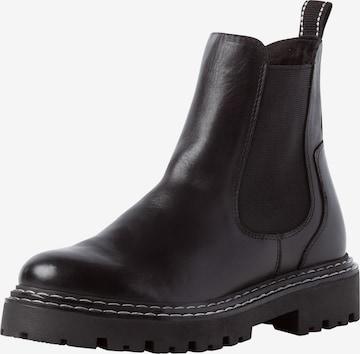 "juoda MARCO TOZZI ""Chelsea"" batai"
