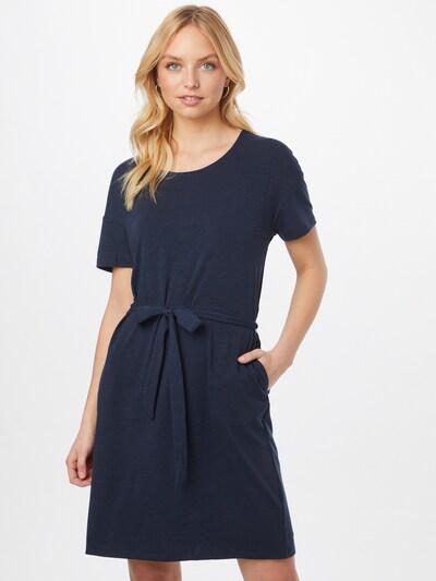 VILA Robe en bleu marine, Vue avec modèle