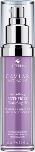 Alterna Haaröl 'Omega + Anti-Frizz Nourishing' in transparent, Produktansicht