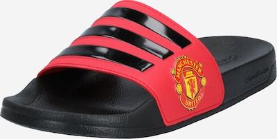piros / fekete ADIDAS PERFORMANCE Strandcipő, Termék nézet