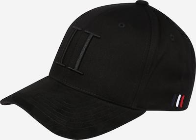 Les Deux Casquette en noir, Vue avec produit