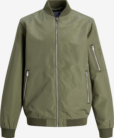 Jack & Jones Junior Jacke 'Rush' in oliv, Produktansicht